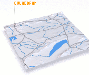 3d view of Oulad Dram