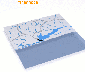 3d view of Tigbo Ogan