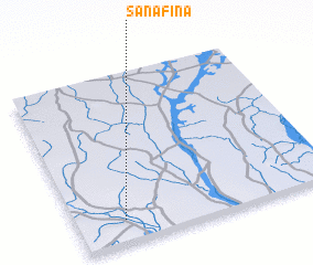 3d view of Sanafina