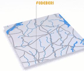 3d view of Fodé Béri