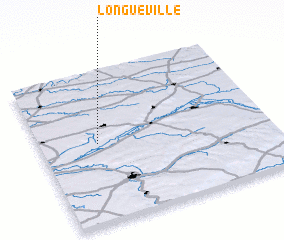 3d view of Longueville