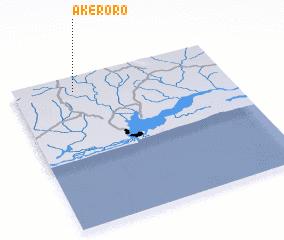 3d view of Akeroro