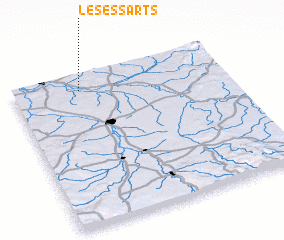 3d view of Les Essarts