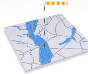 3d view of Rwahinkaba