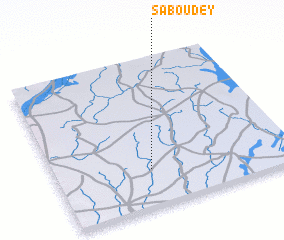 Sabou Dey Niger map nonanet