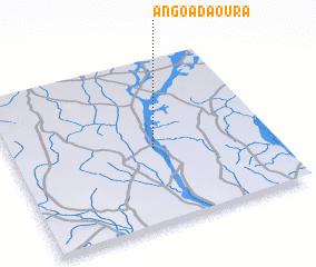 3d view of Angoa Daoura