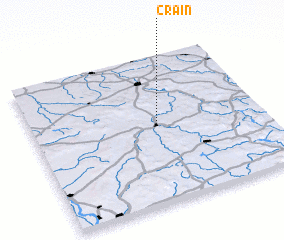 3d view of Crain