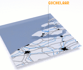 3d view of Gochelaar