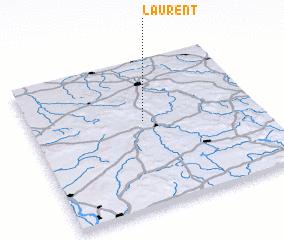 3d view of Laurent