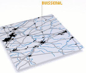 3d view of Buissenal