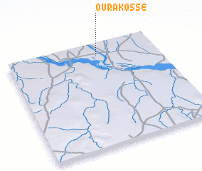 3d view of Ourakossé