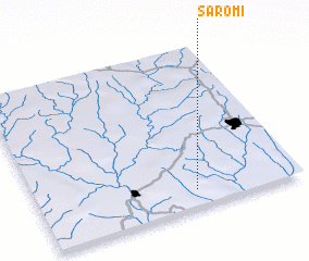 3d view of Saromi