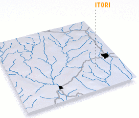 3d view of Itori