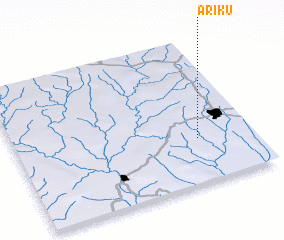 3d view of Ariku