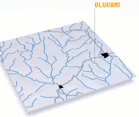 3d view of Olukami