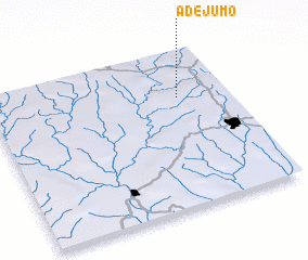 3d view of Adejumo