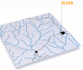 3d view of Olosa