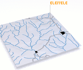 3d view of Eleiyele