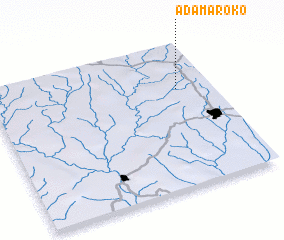 3d view of Adamaroko