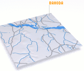 3d view of Bahoda