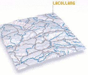 3d view of La Collang