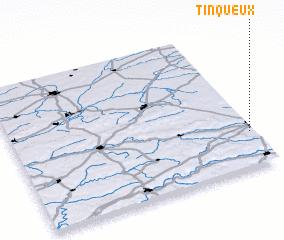 3d view of Tinqueux