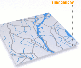 3d view of Tungan Kade