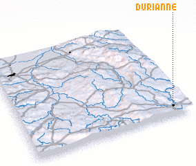 3d view of Durianne