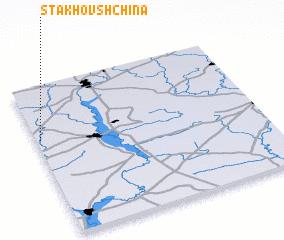 3d view of Stakhovshchina
