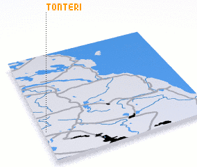 3d view of Tonteri