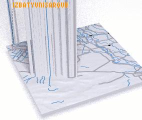 3d view of 'Izbat Yūnis 'Arqūb