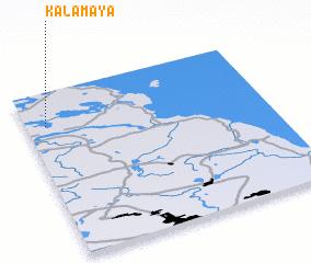 3d view of Kalamaya