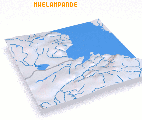 3d view of Mwelampande