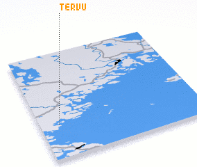 3d view of Tervu