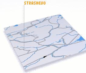 3d view of Strashëvo