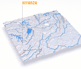 3d view of Kiyanza
