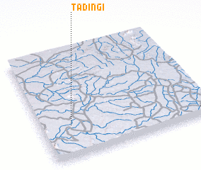 3d view of Tadingi
