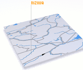 3d view of Nizova