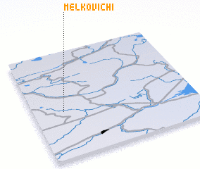 3d view of Melkovichi