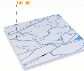 3d view of Tashino