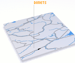 3d view of Donets