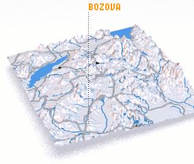 3d view of Bozova
