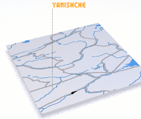 3d view of Yamishche