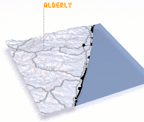3d view of Alderly
