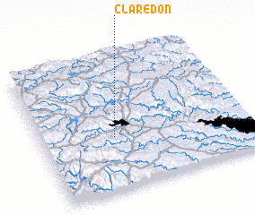 3d view of Claredon