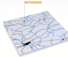 3d view of Batengovo