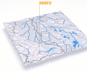 3d view of Mamfu