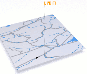 3d view of Vybiti