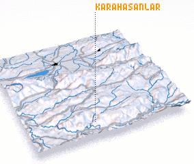 3d view of Karahasanlar