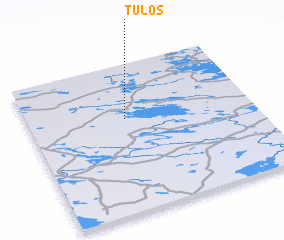 3d view of Tulos